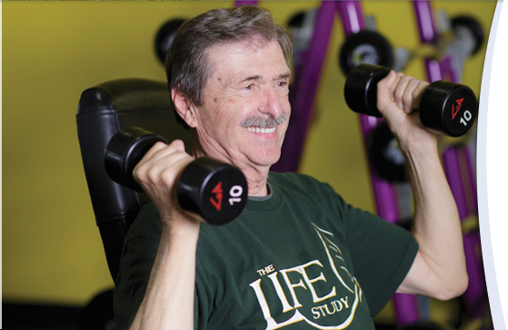 A UF Institute on Aging study discovered what happened when older adults committed to physical activity