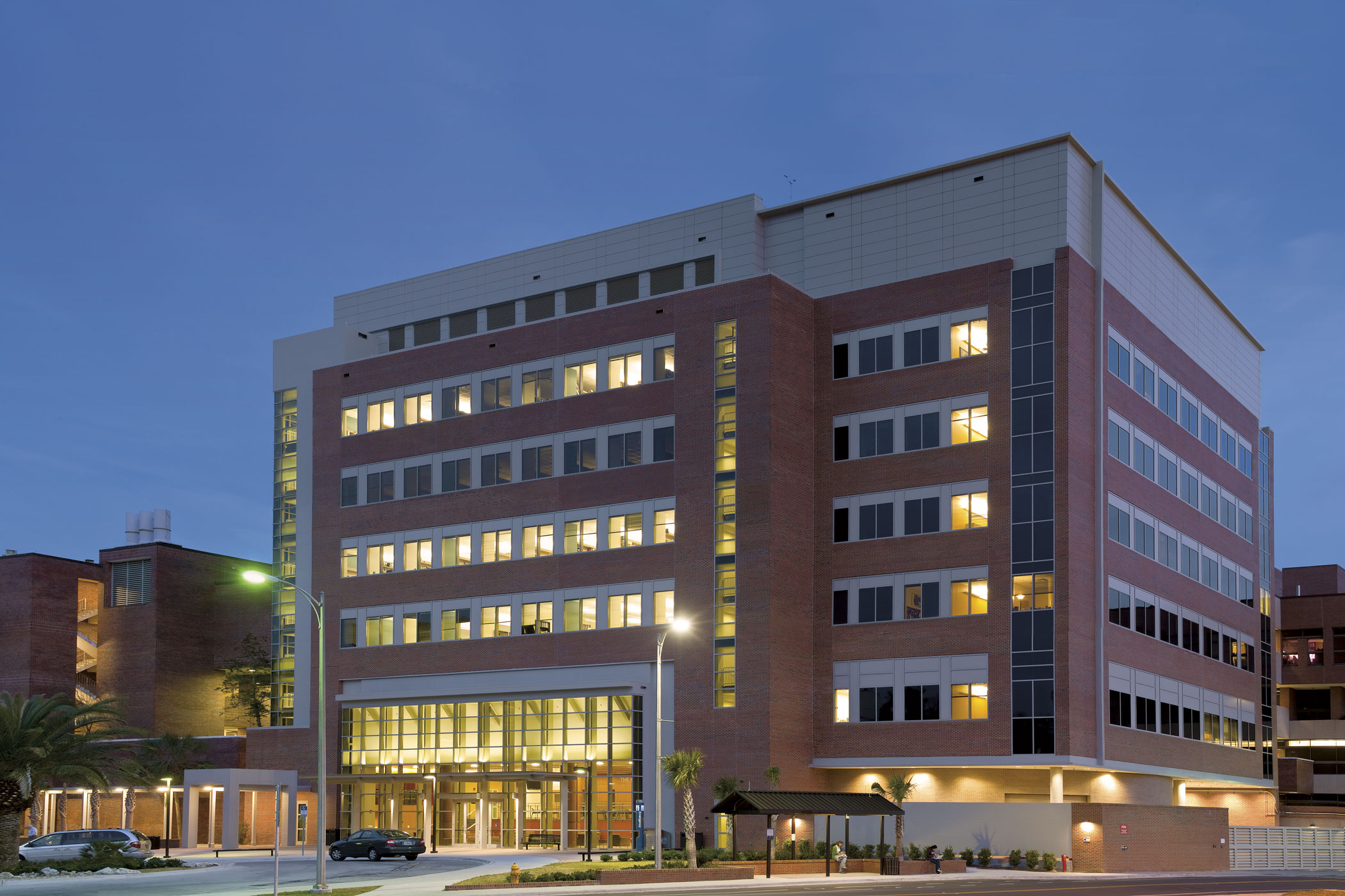 Biomedical Sciences Building Receives Leed Gold Certification Uf