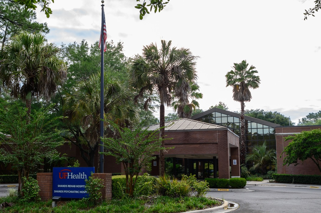 Uf Health Shands Psychiatric Hospital Uf Health University Of