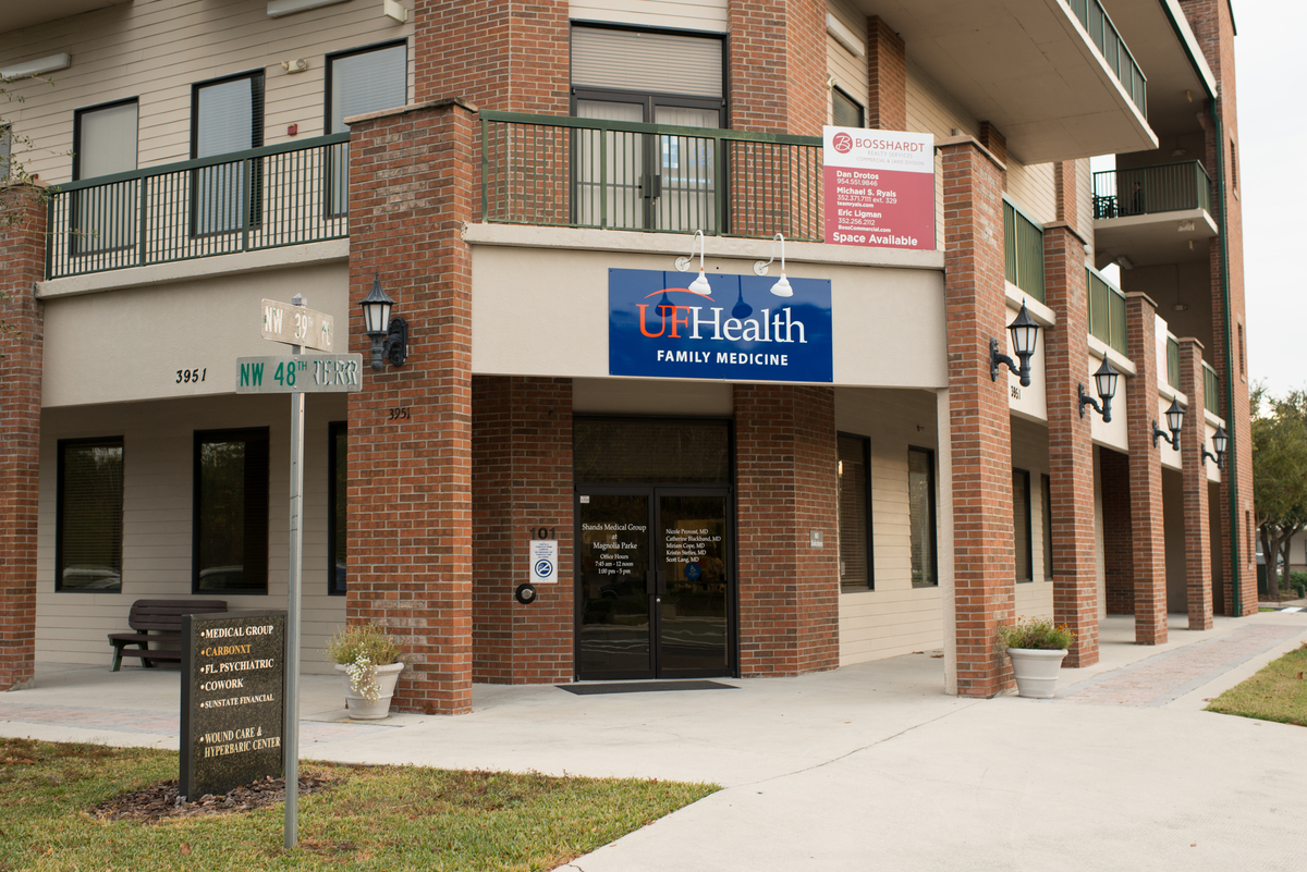 UF Health Wound Care And Hyperbaric Center At Magnolia Park