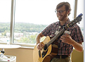 UF Health Shands Arts in Medicine helps patients one guitar thrum and one paintbrush stroke at a time.