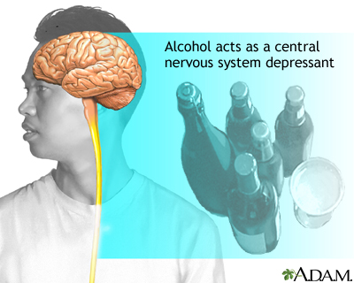 Study finds gene network associated with alcohol dependence