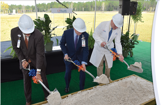 New hospital in North Jacksonville to serve residents of northern Duval County, Nassau County and Southeast Georgia