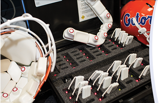Small changes to football practices can yield large reduction in head impacts, UF Health researchers find.
