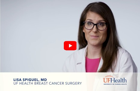 Breast Cancer surgeon Dr. Lisa Spiguel