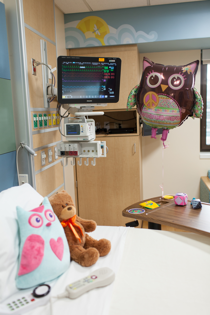 Inside the Pediatric Cardiac Intensive Care Unit