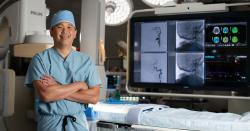 Brian Hoh, M.D., chair of University of Florida neurosurgery.
