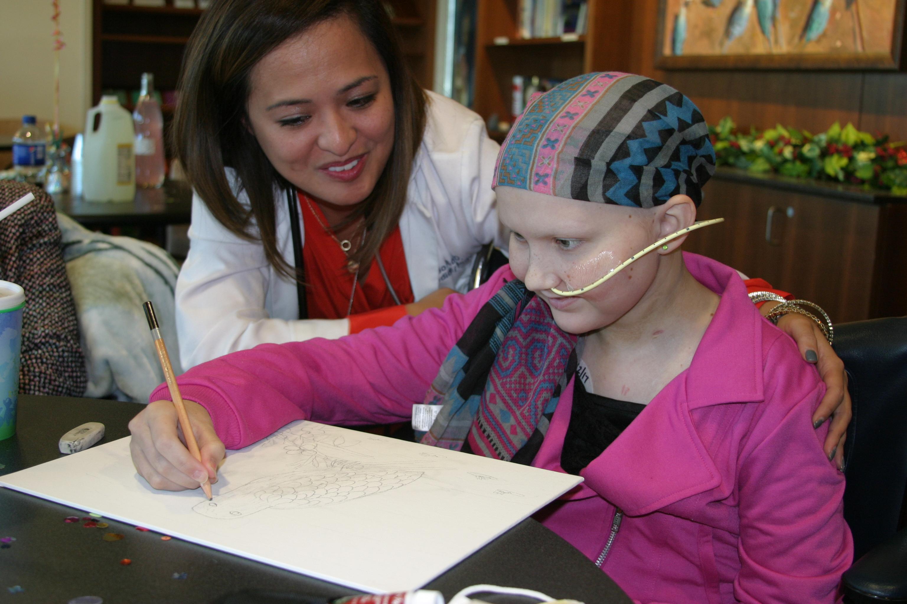 Arts in Medicine Patient