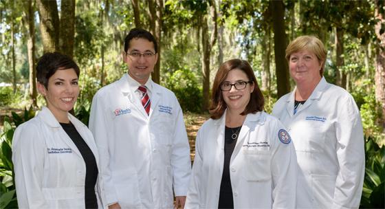 Gynecological Cancer Program Staff