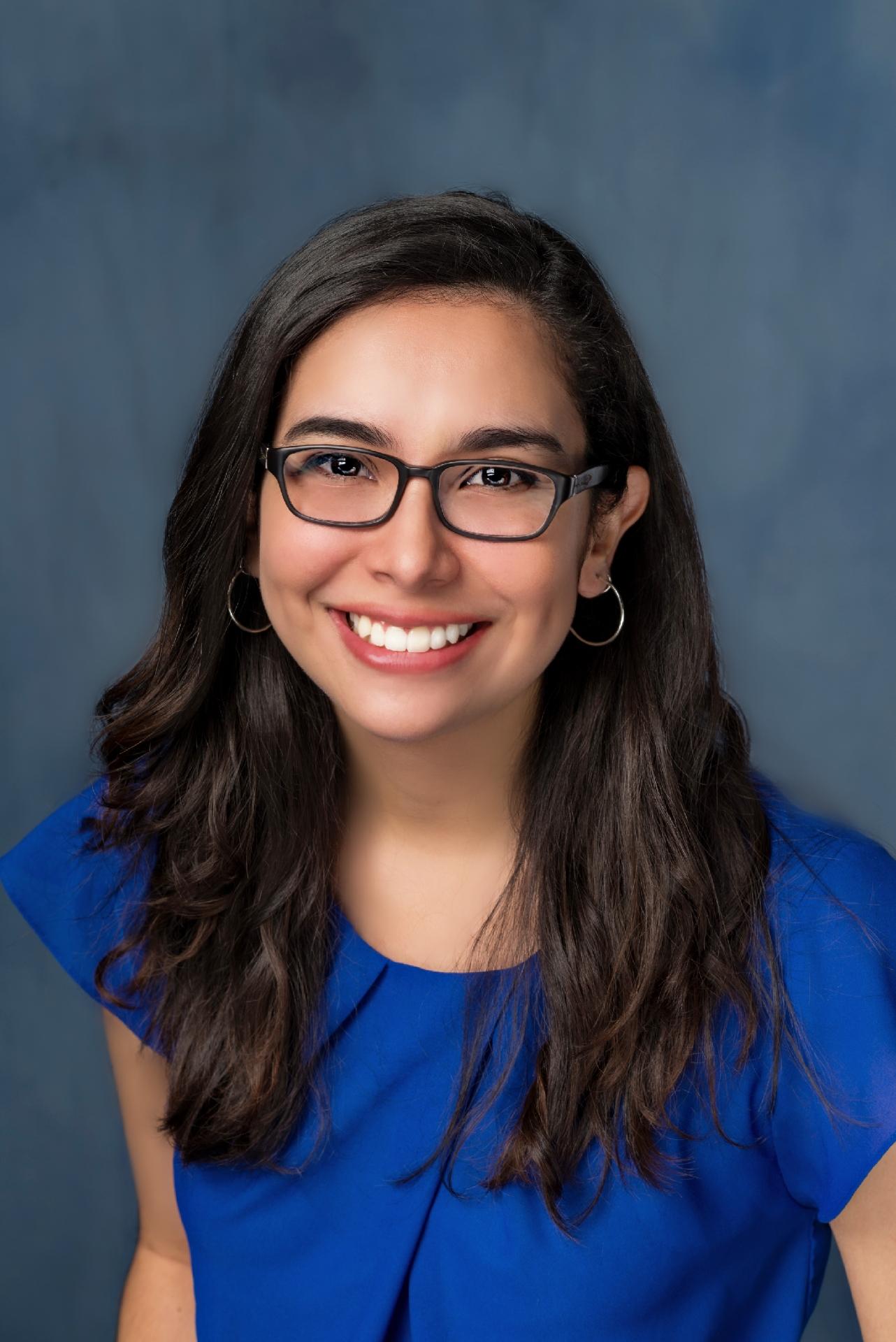 Deborah Armendariz, genetic counseling assistant