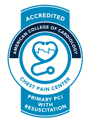 American College of Cardiology - Chest Pain Center Accreditation - Primary PCI with Resuscitation