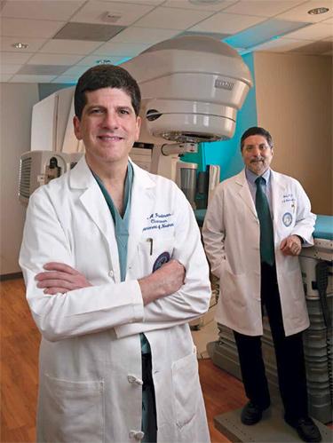Drs. William Friedman and Frank Bova