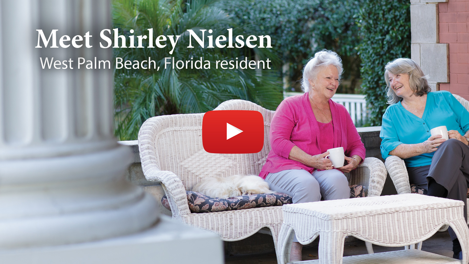 Meet Shirley Nielson