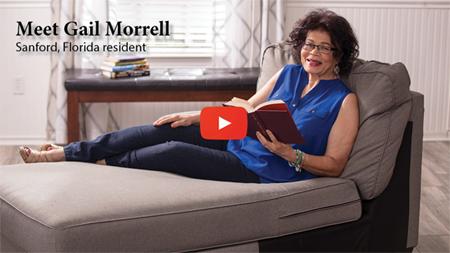 Meet Gail Morrell