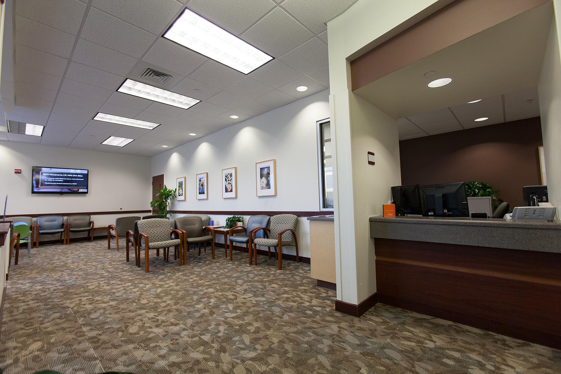 Internal Medicine Lobby