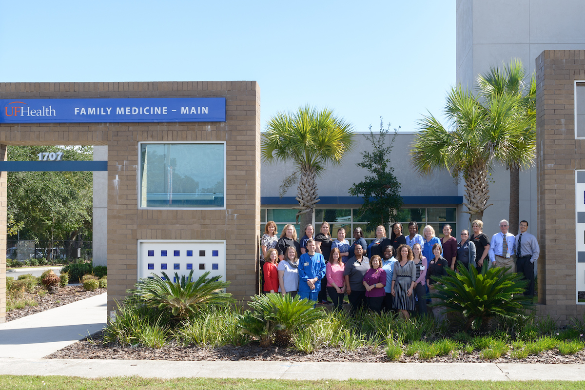 UF Health Family Medicine - Main Street