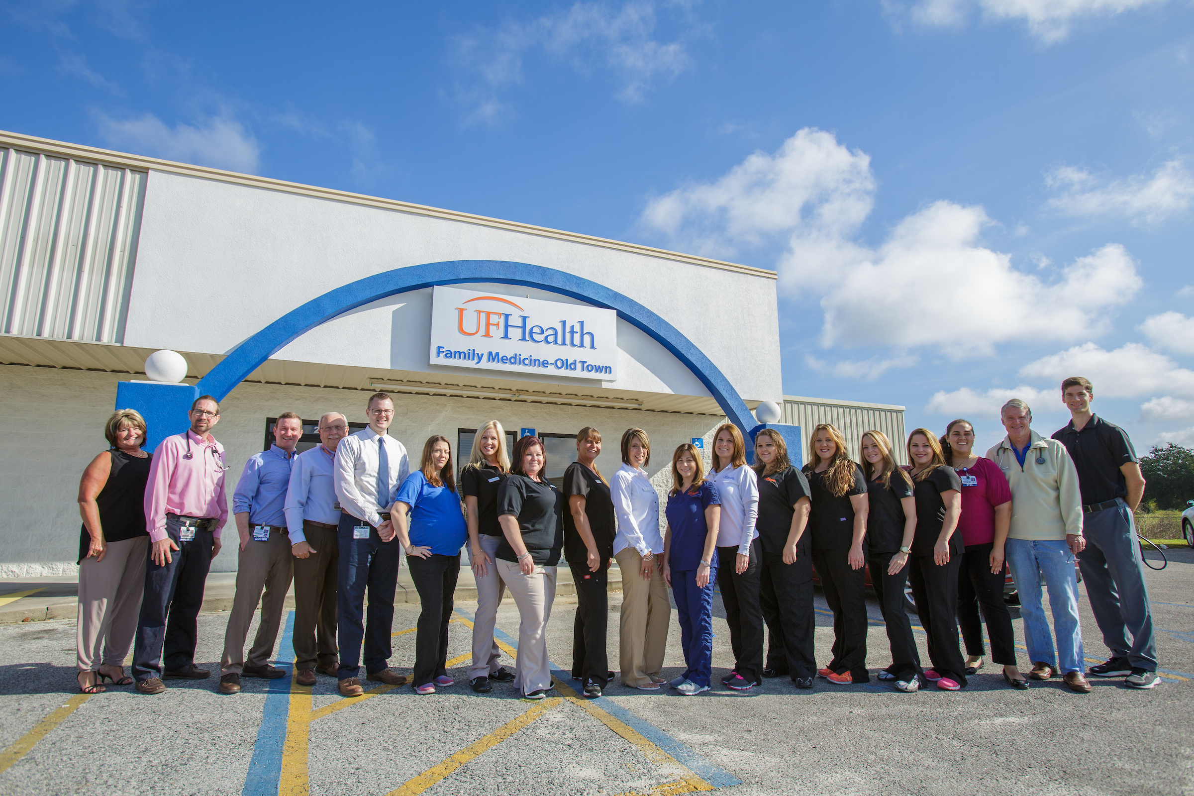 UF Health Family Medicine - Old Town