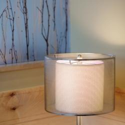 Lamp in Patient Exam Room