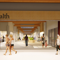 UF Health The Oaks rendering of front