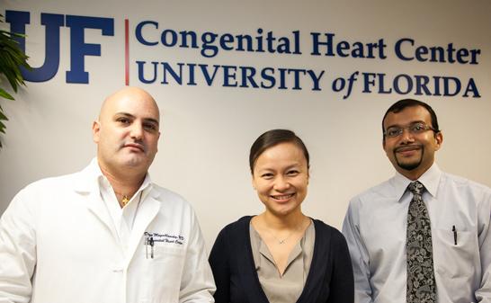 Congenital Heart MRI