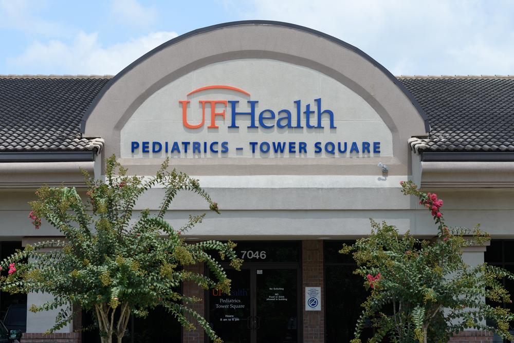 UF Health Pediatrics — Tower Square