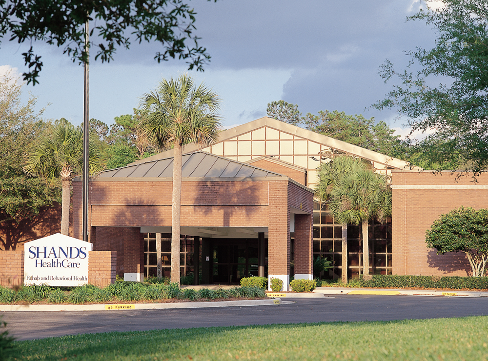 Uf Health Spine Sports Intervention Center Shands Rehab Hospital