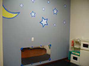 Twinkle Twinkle Little Star Room