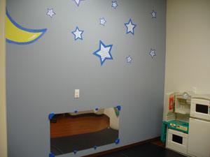 Twinkle Twinkle Little Star Room
