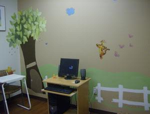 Winnie the Pooh Room