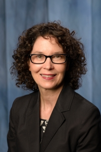 Amy Blue, Ph.D., UF Health associate vice president for interprofessional education and associate dean for educational affairs at the UF College of Public Health and Health Professions.
