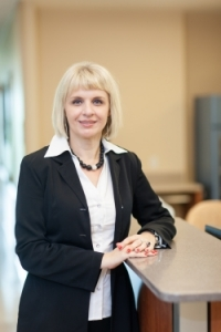 Azra Bihorac, M.D. associate professor in the UF College of Medicine