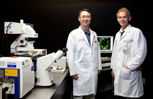 Dr. Jae-Sung Kim and Dr. Christian Leeuwenburgh