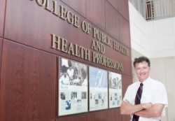 University of Florida; UF has received a $2.5 million grant to support the Southern HIV Alcohol Research Consortium; led by Dr. Cook.