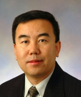 Chen Liu, M.D., Ph.D., professor of pathology and endowed chair in gastrointestinal and liver research in the UF College of Medicine