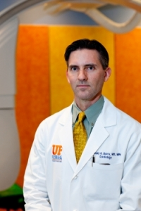 Dr. Anthony Bavry, a UF Health physician and an assistant professor of cardiology in the College of Medicine.