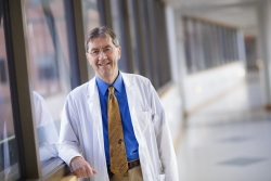 Roland Staud, M.D., a professor of rheumatology and clinical immunology in the UF College of Medicine