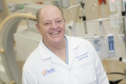 Christopher Forsmark, M.D., is the principal investigator of the grant at UF and a professor of medicine and chief of the division of gastroenterology, hepatology and nutrition.