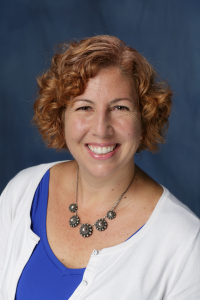 Cindy A. Prins, Ph.D., M.P.H., a University of Florida Health infectious disease epidemiologist.