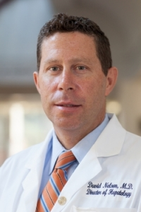 David R. Nelson, M.D., director of the UF Clinical and Translational Science Institute and a professor of medicine in the UF College of Medicine