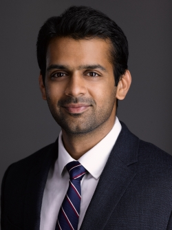 Ashish A. Deshmukh, Ph.D., M.P.H., an assistant professor in the department of health services research, management and policy in the UF College of Public Health and Health Professions