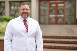 UF College of Medicine urologist Paul Crispen, M.D.