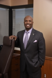 Leon L. Haley Jr., M.D., MHSA, FACEP, C.P.E., dean of the University of Florida College of Medicine – Jacksonville