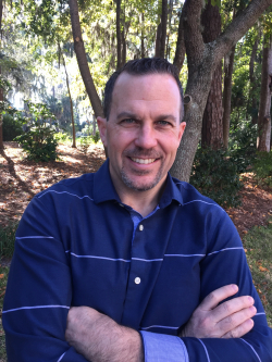 Chris Delcher, Ph.D., is an assistant professor in the University of Florida College of Medicine's department of health outcomes and biomedical informatics.