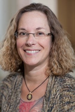 Laura Ranum, Ph.D., is director of the UF Center for NeuroGenetics and a professor in the UF College of Medicine department of molecular genetics and microbiology.