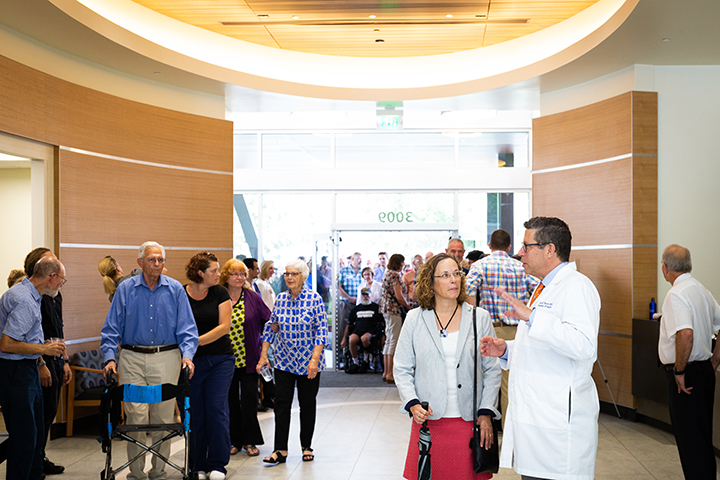 Fixel Institute for Neurological Diseases - Main Lobby