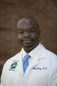 Henry Young II, M.D., is an assistant professor in the UF College of Medicine's department of emergency medicine.