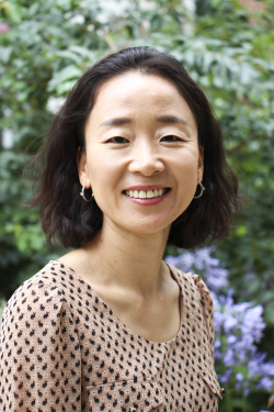 Haesuk Park, Ph.D., an assistant professor in the UF College of Pharmacy's department of pharmaceutical outcomes and policies