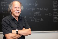Ira Longini, Ph.D., a professor of biostatistics at the UF College of Public Health and Health Professions and the UF College of Medicine.