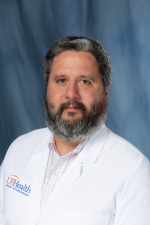 Jorge Lascano, M.D., the director of the UF Adult Cystic Fibrosis Center and the study's senior author