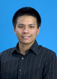 Stanley Kim, B.V.Sc., an assistant professor of small animal surgery